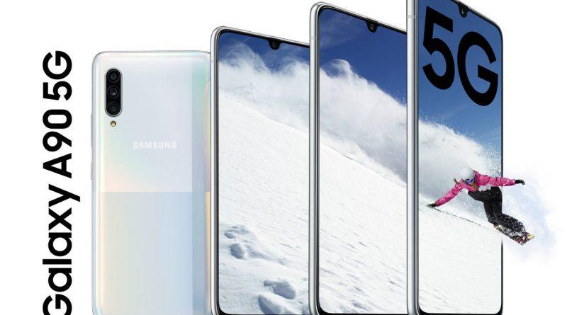 Samsung Galaxy A90 5G premiera cena specyfikacja techniczna kiedy w Polsce gdzie kupić najtaniej opinie