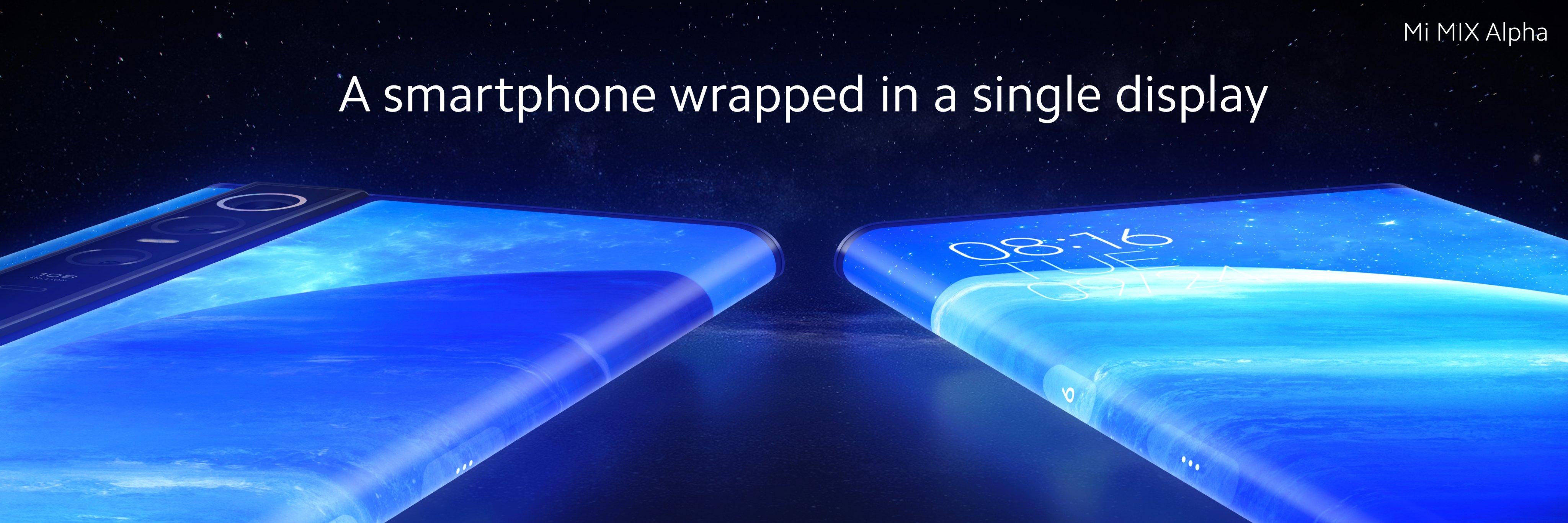 Xiaomi Mi Mix Alpha cena premiera Mi Mix 4 specyfikacja techniczna koncepcyjny smartfon opinie gdzie kupić najtaniej w Polsce