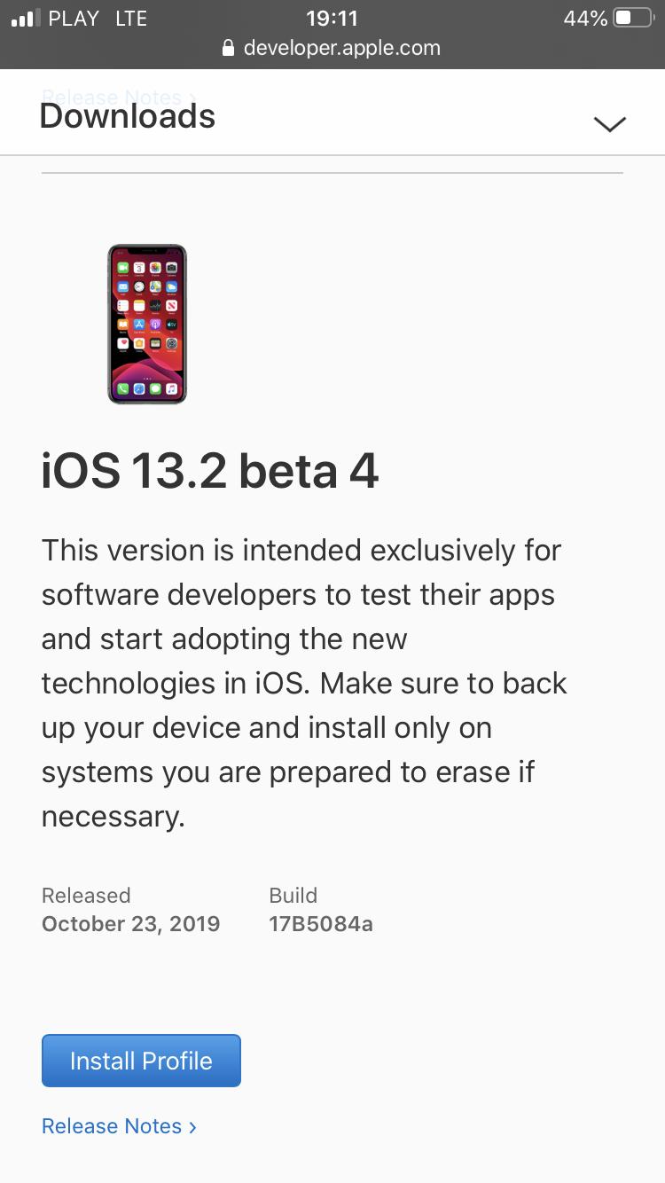 iOS 13.2 beta 4 co nowego nowe emoji aktualizacja Apple iPhone opinie czy warto instalować