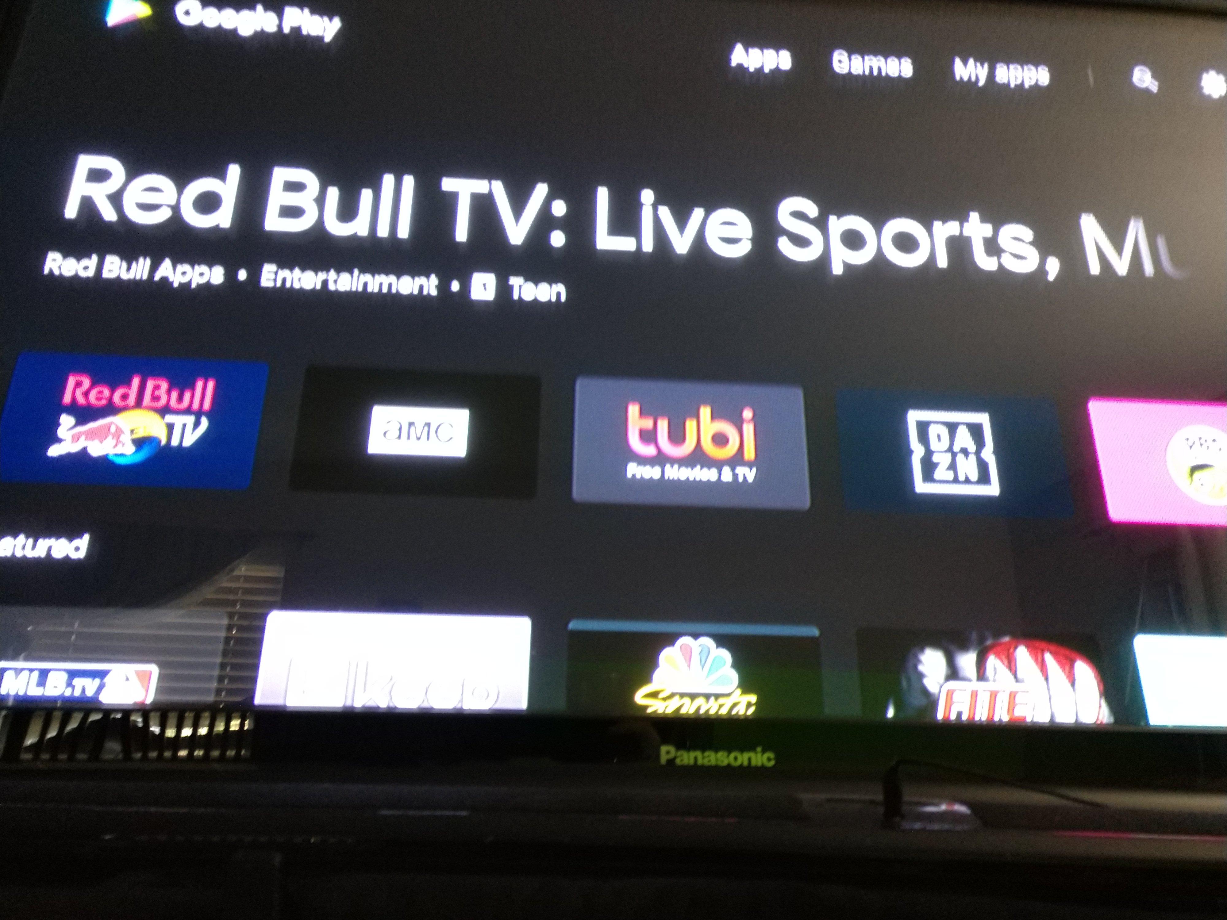 Nowy Google Play Sklep z aplikacjami na telewizory Android TV