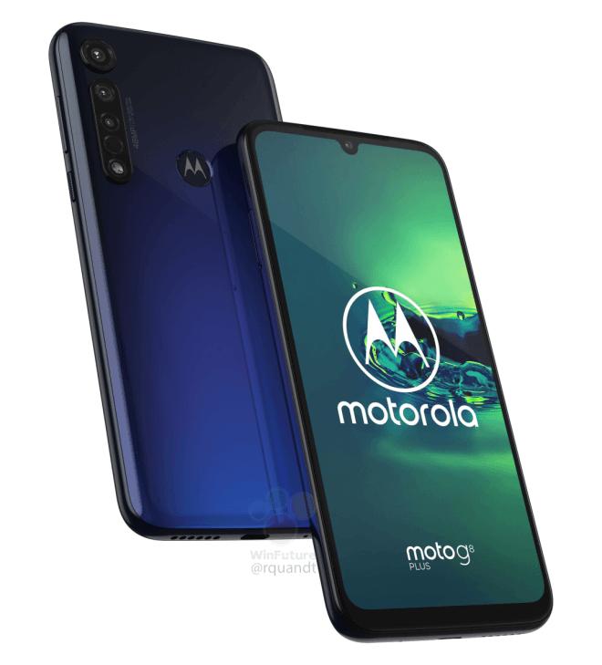 Motorola Moto G8 Plus kiedy premiera plotki przecieki wycieki specyfikacja techniczna rendery opinie