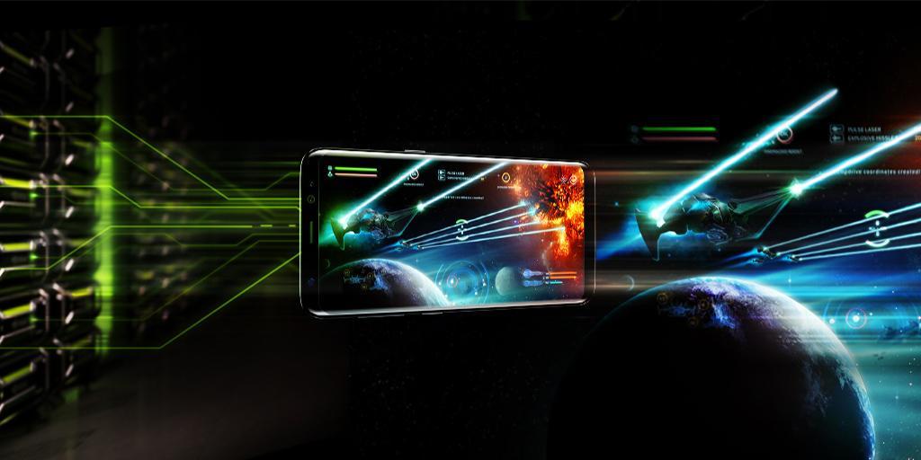 Nvidia GeForce Now APK na Androida aplikacje strumieniowanie gier