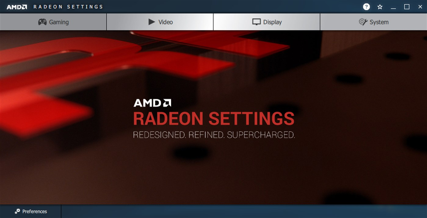 AMD Radeon Software aplikacja dla Windows 10 z Microsoft Store