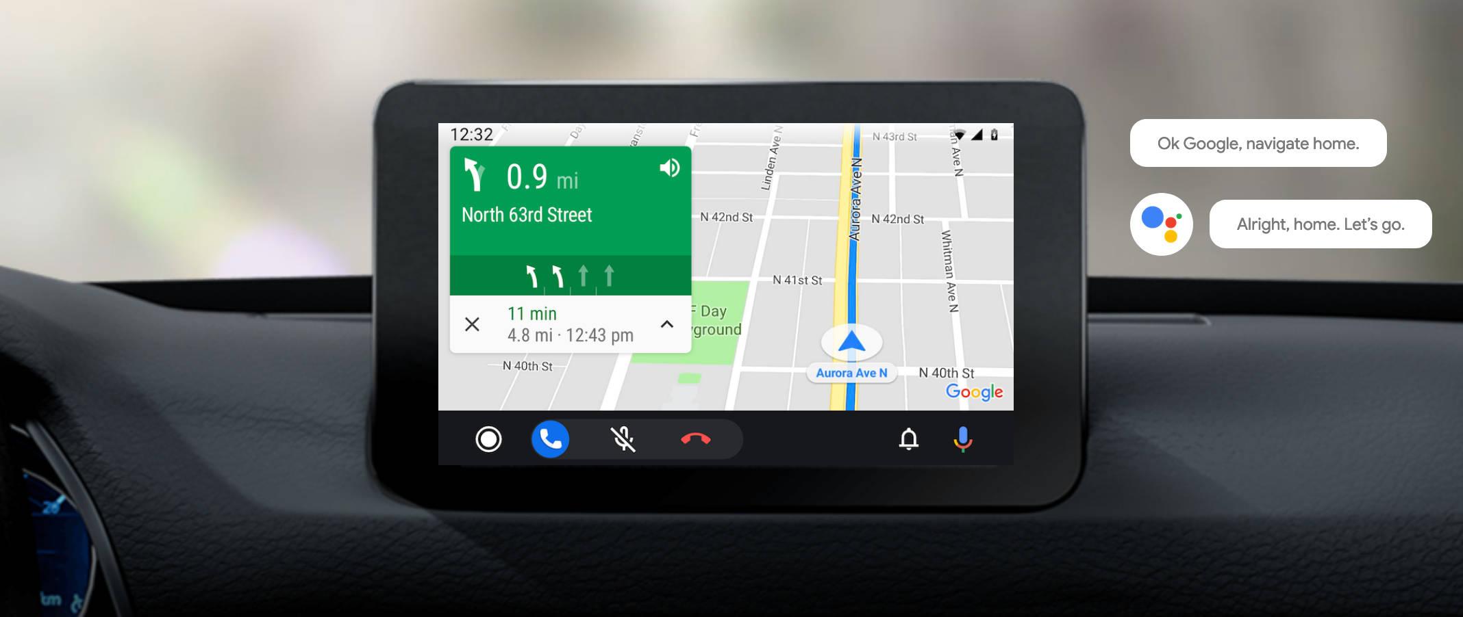 bezprzewodowe Android Auto Wireless Samsung Galaxy S10 S9 jak włączyć jak to działa Google
