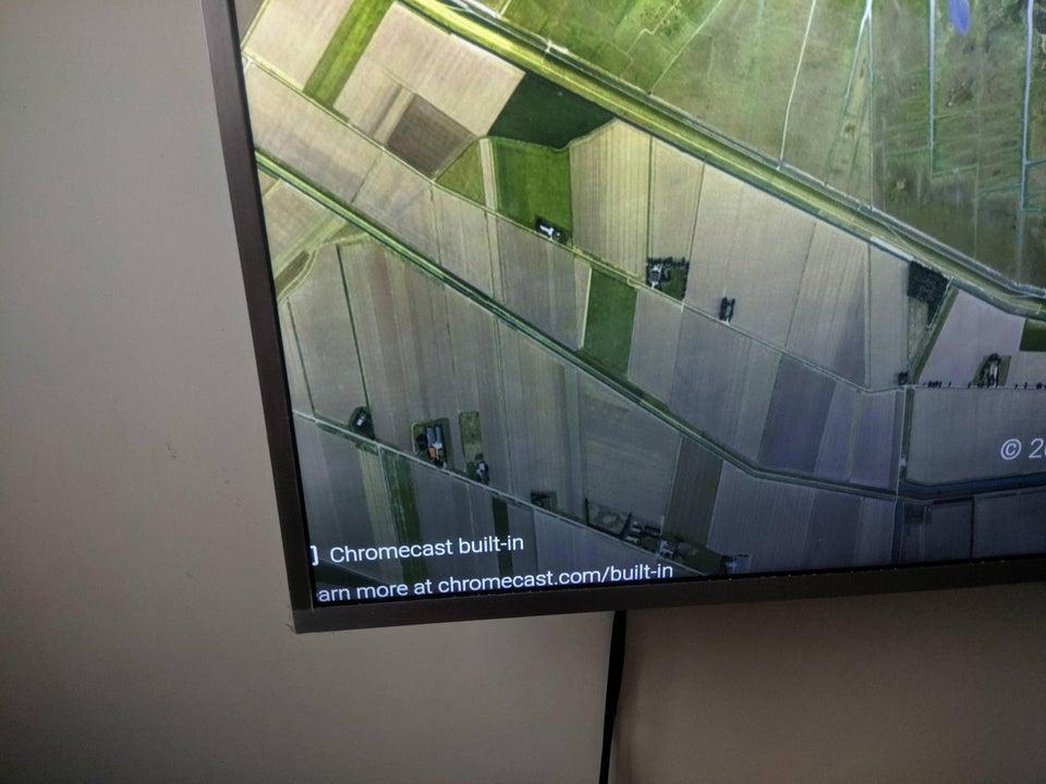 Android TV błąd wbudowany Chromecast w telewizory problemy