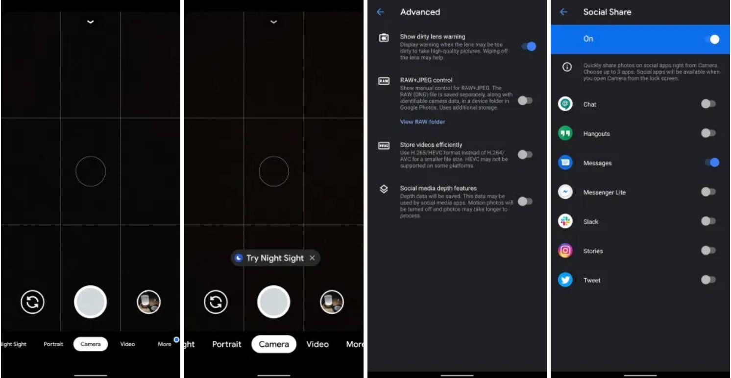 Aparat Google 7.2 co nowego aktualizacja nowe funkcje dla Pixel 4