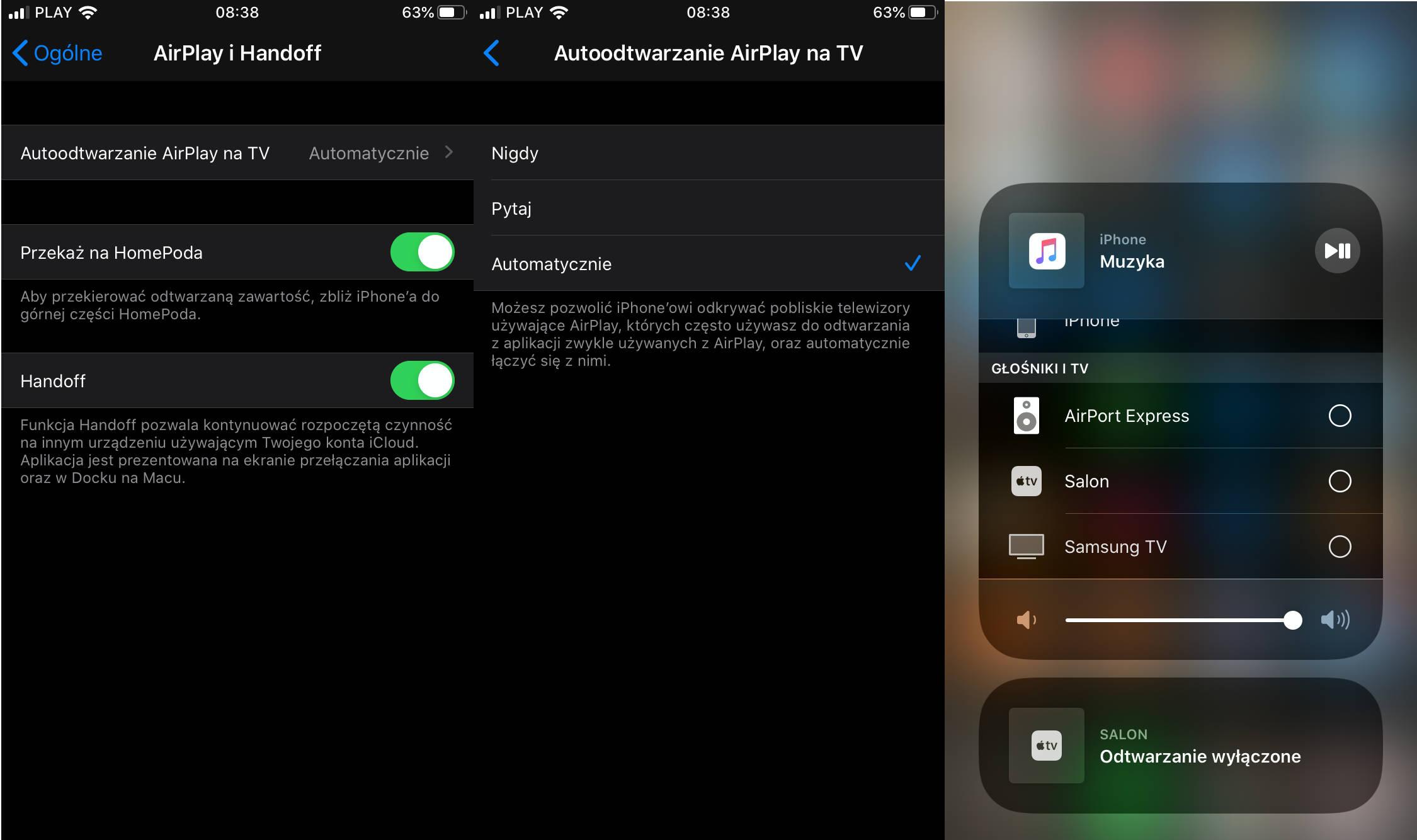 iOS 13.2 beta udoskonalenia AirPlay 2 Apple iPhone co nowego nowości funkcje