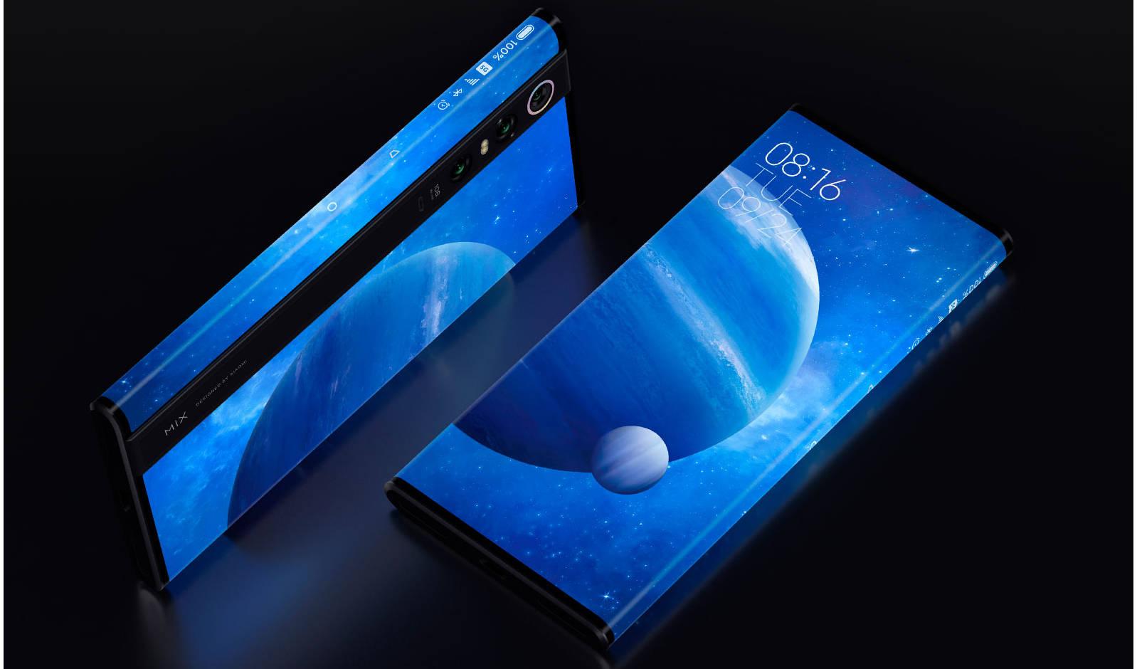 Xiaomi Mi Mix Alpha cena opinie specyfikacja techniczna informacja ciekawostki Lei Jun kiedy premiera Xiaomi Mi Mix 4
