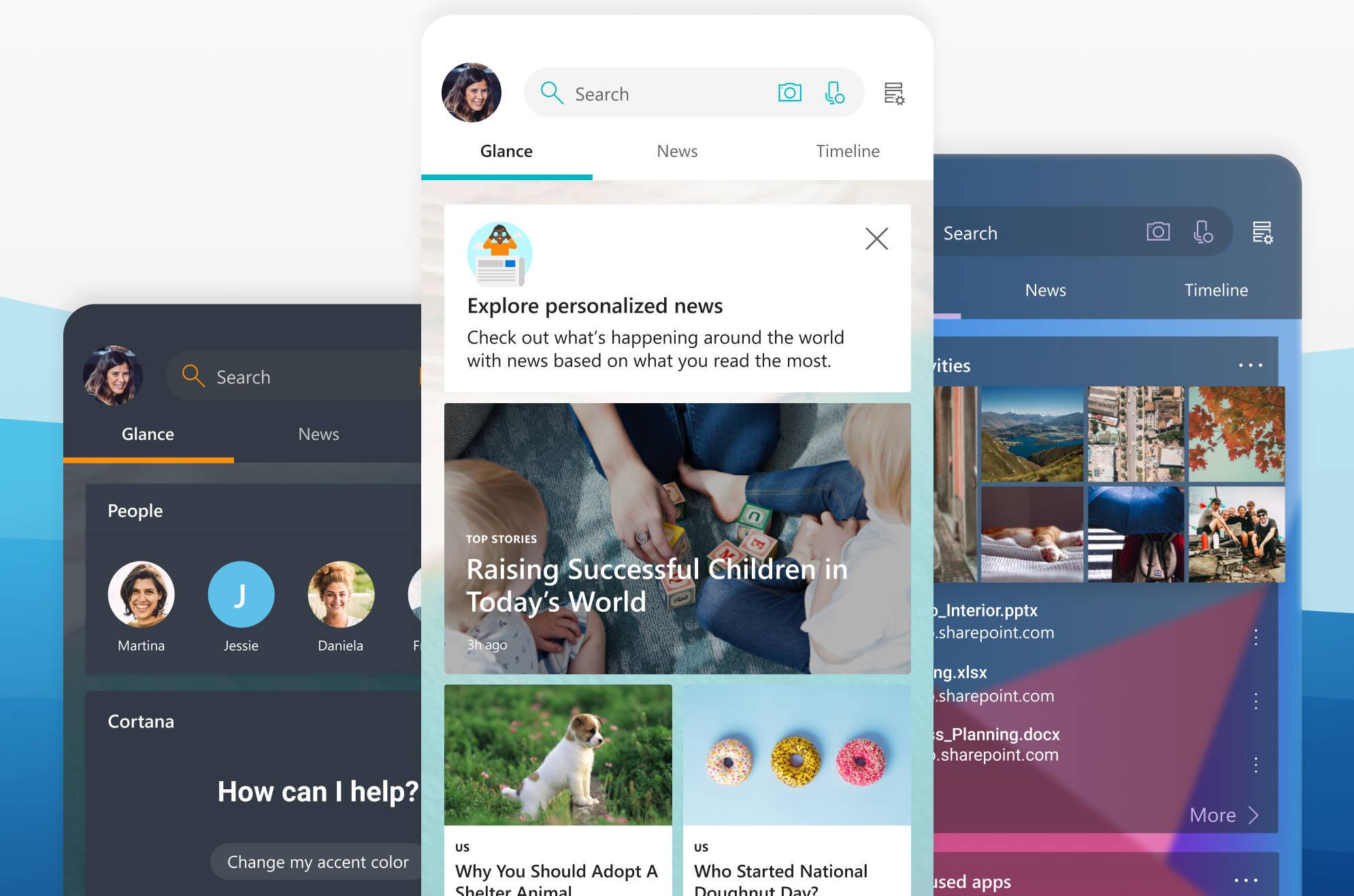 Microsoft Launcher 5.9 launcher aplikacji na Android co nowego opinie