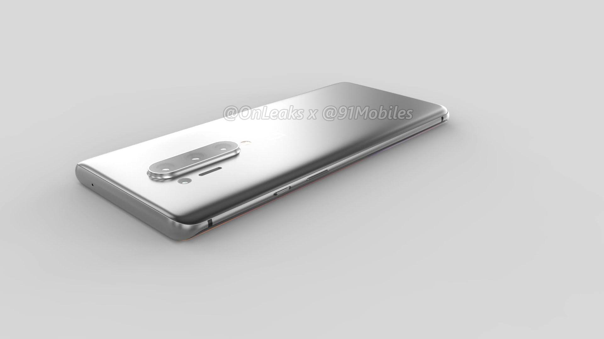 OnePlus 8 Pro rendery kiedy premiera plotki przecieki wycieki specyfikacja techniczna opinie design