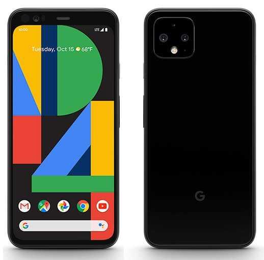 Google Pixel 4 XL render Just Black plotki przecieki wycieki cena specyfikacja techniczna kiedy premiera