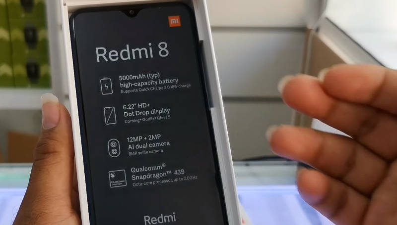 Premiera Redmi 8 cena unboxing kiedy opinie specyfikacja techniczna gdzie kupić najtaniej w Polsce