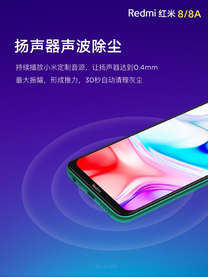 Xiaomi Redmi 8A cena ukryta funkcja dźwiękowe usuwanie pyłu opinie gdzie kupić najtaniej w Polsce