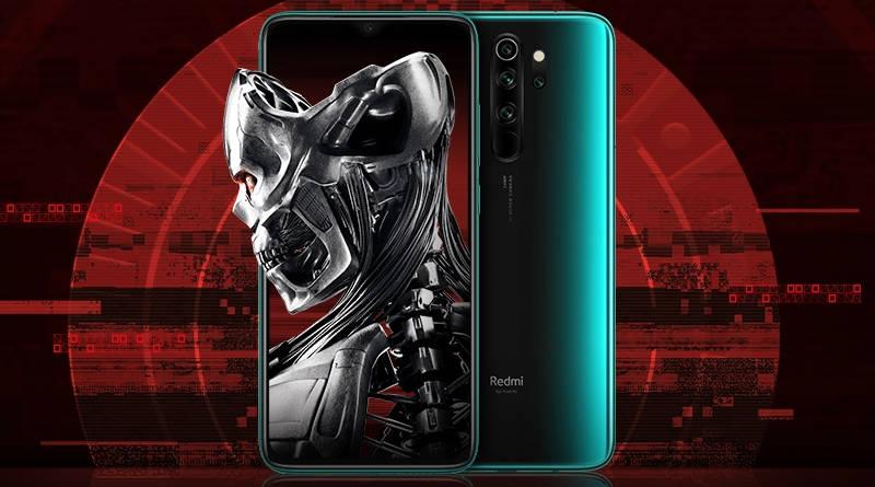 Xiaomi Redmi Note 8 Pro Terminator Edition cena opinie specyfikacja techniczna gadżety z filmu gdzie kupić najtaniej w Polsce