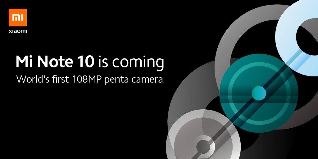 Xiaomi Mi Note 10 CC9 Pro kiedy premiera specyfikacja techniczna plotki przecieki wycieki cena opinie