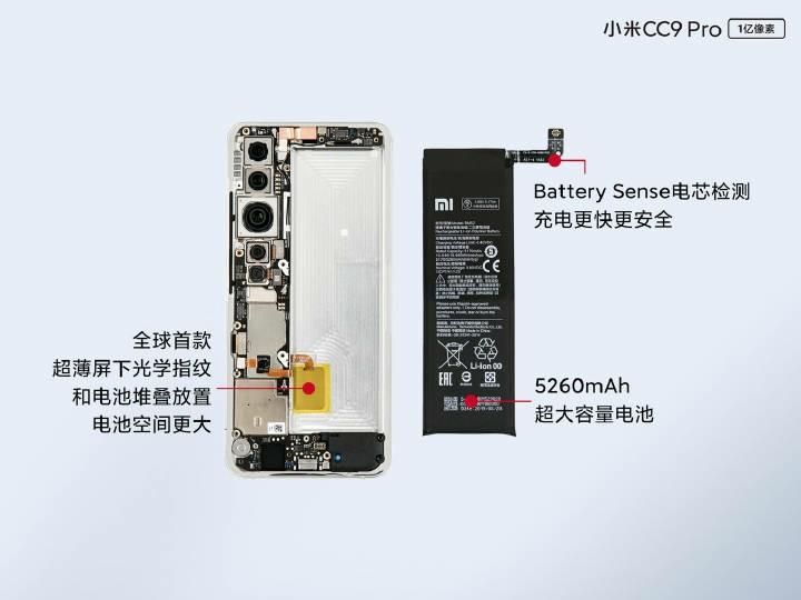rozbiórka Xiaomi Mi Note 10 CC9 Pro cena specyfikacja techniczna opinie kiedy premiera w Polsce