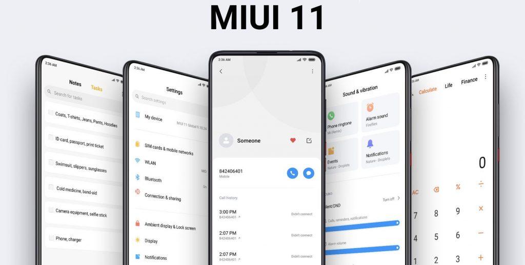 MIUI 11.1 co nowego Xiaomi nowe funkcje kiedy premiera aktualizacja Android koronawirus