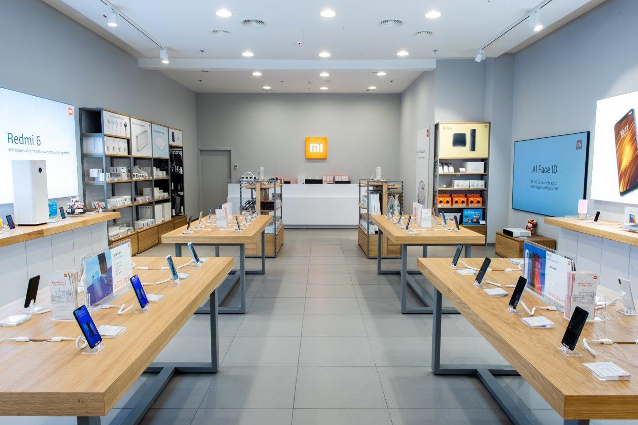 Xiaomi Polska salon sklep Mi Store Warszawa Galeria Mokotów kiedy otwarcie prezentacja Xiaomi Mi Max Alpha
