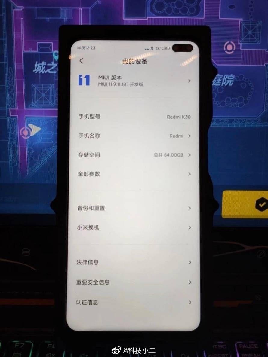 Xiaomi Mi Note 10 Redmi K30 kiedy premiera plotki przecieki wycieki specyfikacja techniczna opinie