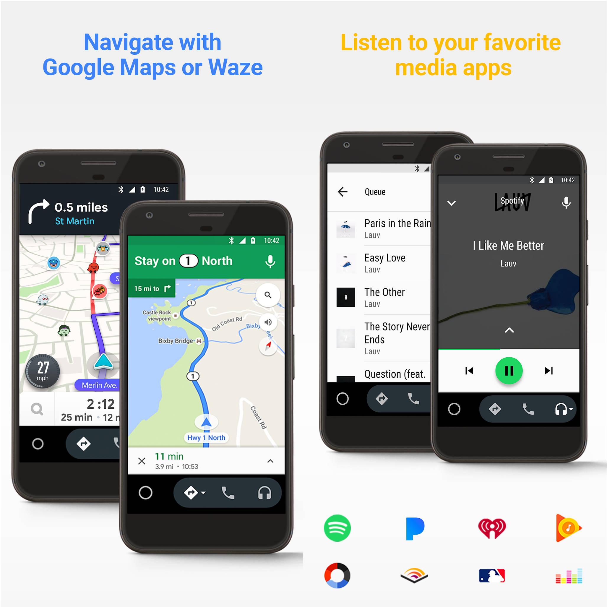 Nowe Android Auto for Phone Screens aplikacja w Google Play jak pobrać