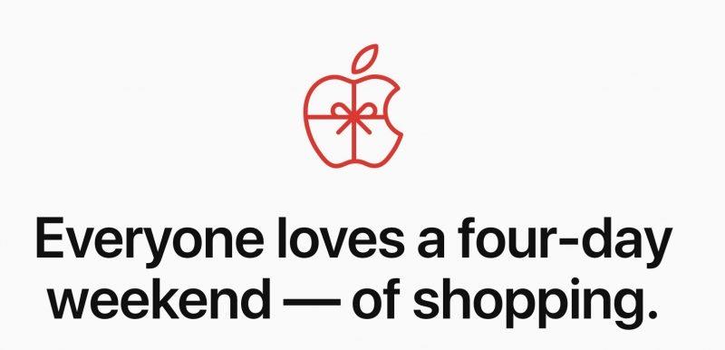 Black Friday 2019 Czarny Piątek Apple promocje okazje przeceny iPhone iPad karty podarunkowe