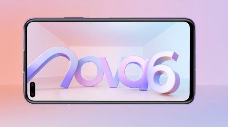 Huawei Nova 6 5G Honor V30 Pro kiedy premiera plotki przecieki wycieki specyfikacja techniczna