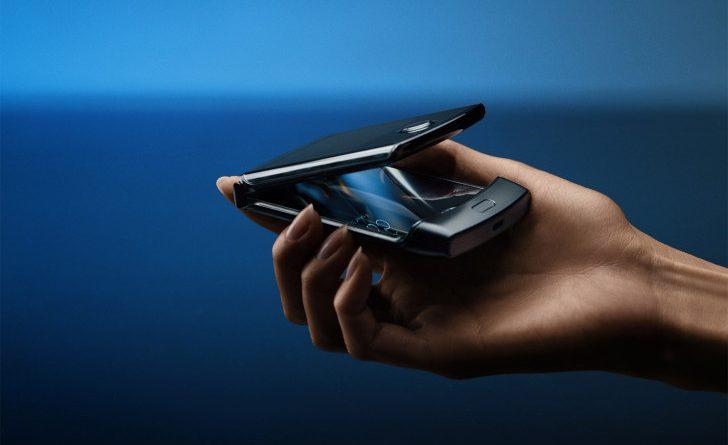 składany smartfon Motorola Razr 2019 cena premiera plotki przecieki wycieki specyfikacja techniczna opinie Moto gdzie kupić najtaniej w Polsce tylko w Orange Polska eSIM