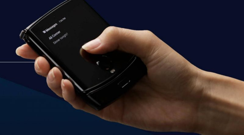 Motorola Razr 2. generacji kiedy premiera plotki przecieki wycieki specyfikacja techniczna opinie składany smartfon Moto