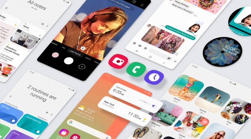 Aktualizacja One UI 2.0 z Android 10 dla Samsung Galaxy S9 Note 9 tryb nocny selfie teleobiektyw instrukcja użytkownika