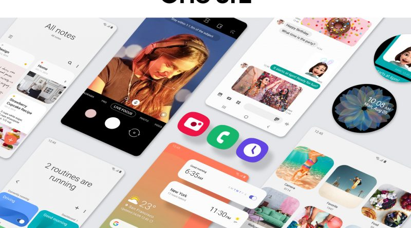 One UI 2.0 beta z Android 10 dla Samsung Galaxy Note 9 Galaxy S9 Galaxy S10 Galaxy Note 10