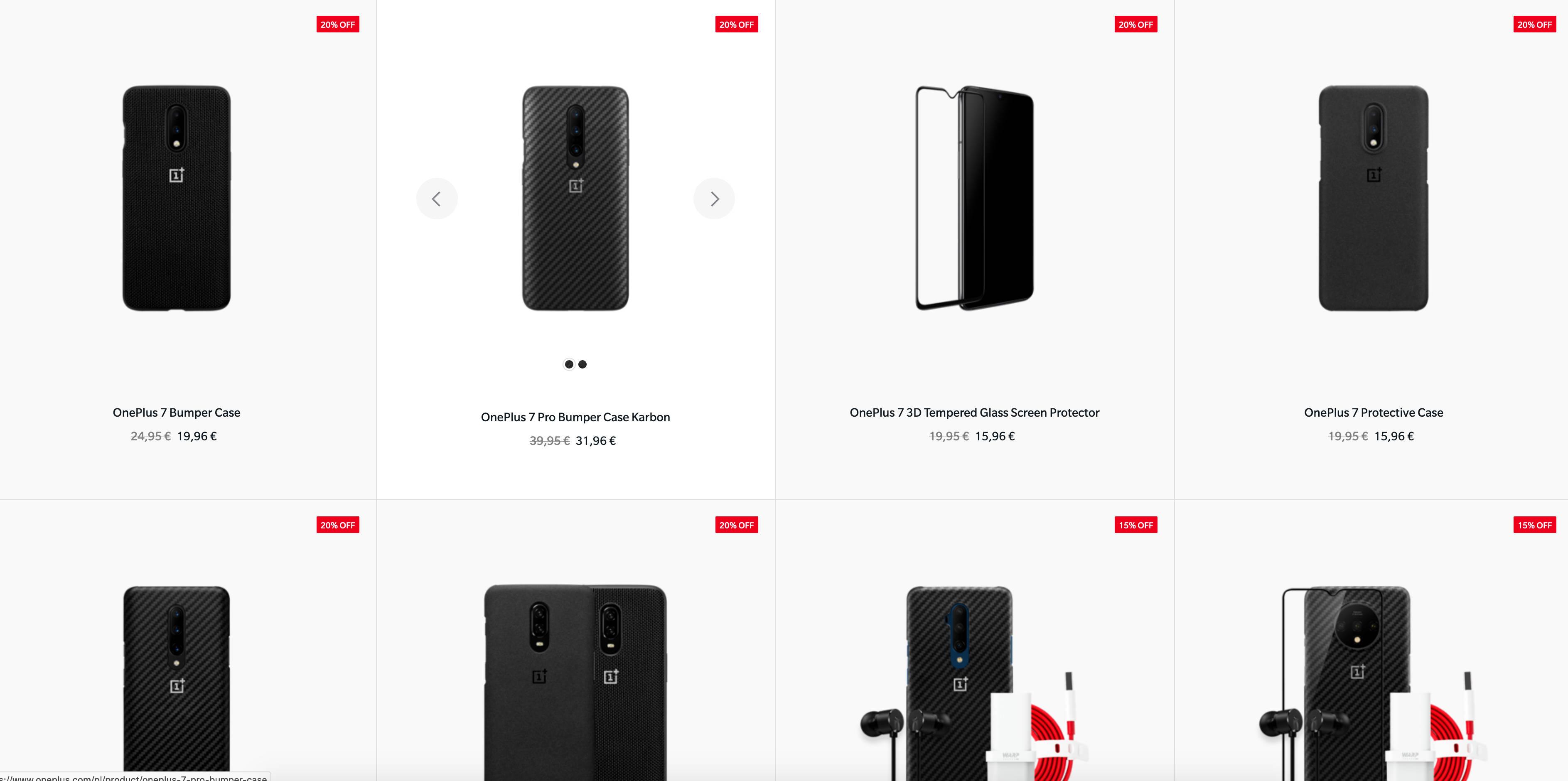 OnePlus 7 Pro niższa cena z okazji Black Friday Czarny Piątek promocja