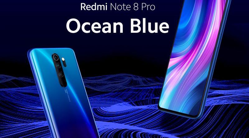 Xiaomi Redmi Note 8 Pro Ocean Blue premiera cena opinie gdzie kupić najtaniej w Polsce
