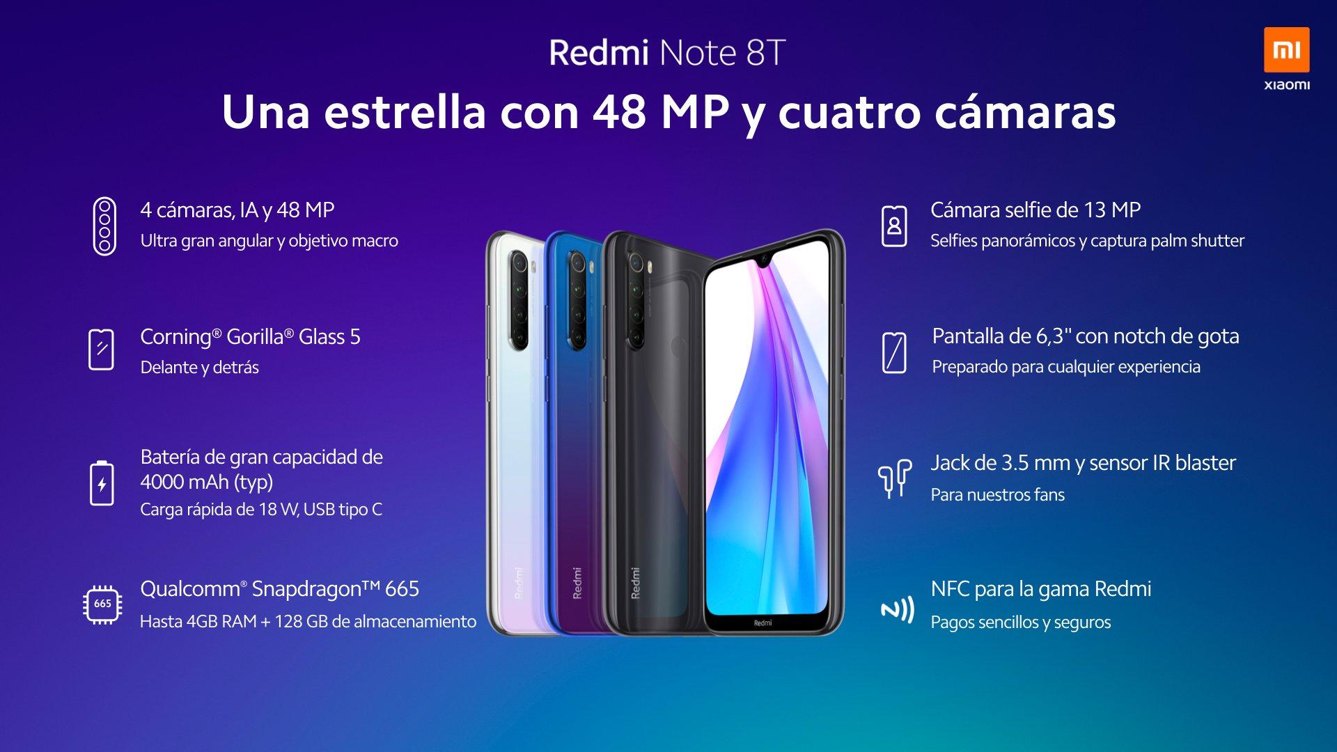 premiera Redmi Note 8T cena specyfikacja techniczna opinie gdzie kupić najtaniej w Polsce