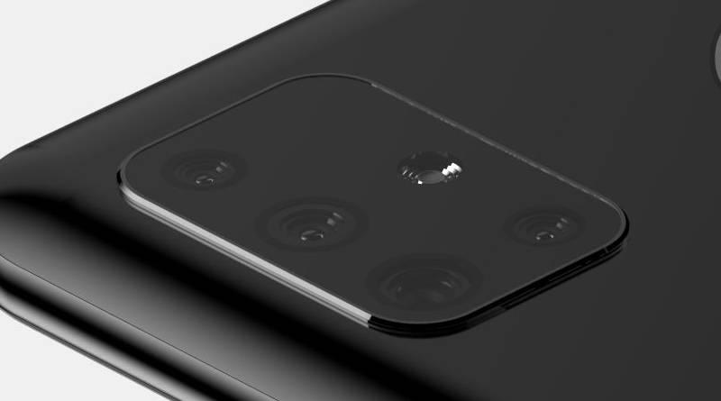 Samsung Galaxy A51 rendery Onleaks kiedy premiera specyfikacja techniczna plotki przecieki wycieki