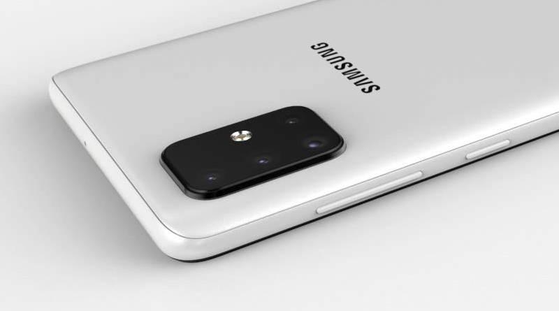 Samsung Galaxy A71 rendery kiedy premiera plotki przecieki wycieki specyfikacja techniczna