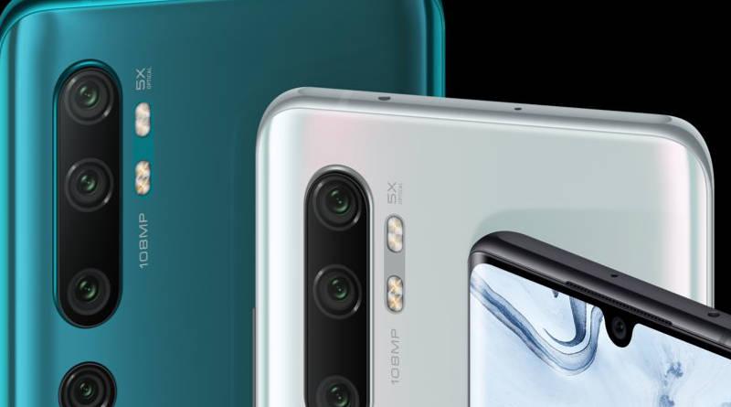 premiera Xiaomi Mi Note 10 cena w euro kiedy w Polsce specyfikacja techniczna opinie