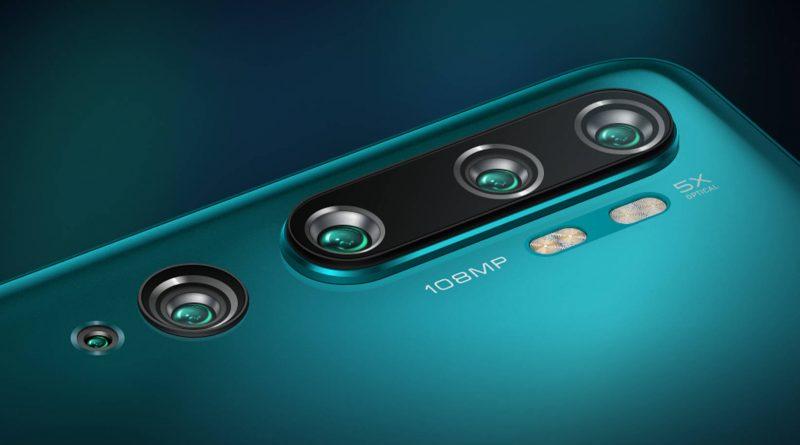 Xiaomi Mi Note 10 cena aparat kompresja przestrzeni jak to działa