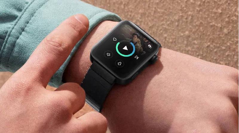 Xiaomi Mi Watch odtwarzanie muzyki NFC plotki przecieki wycieki opinie specyfikacja informacje nowy Mi band 5 kiedy