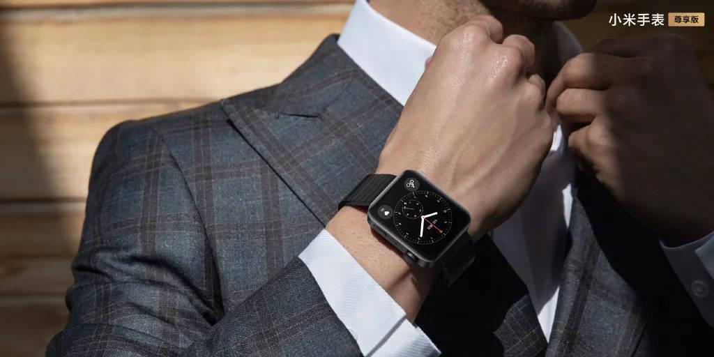 Xiaomi Mi Watch Exclusive Edition cena kiedy premiera opinie specyfikacja dane techniczne smartwatch Wear OS gdzie kupić najtaniej