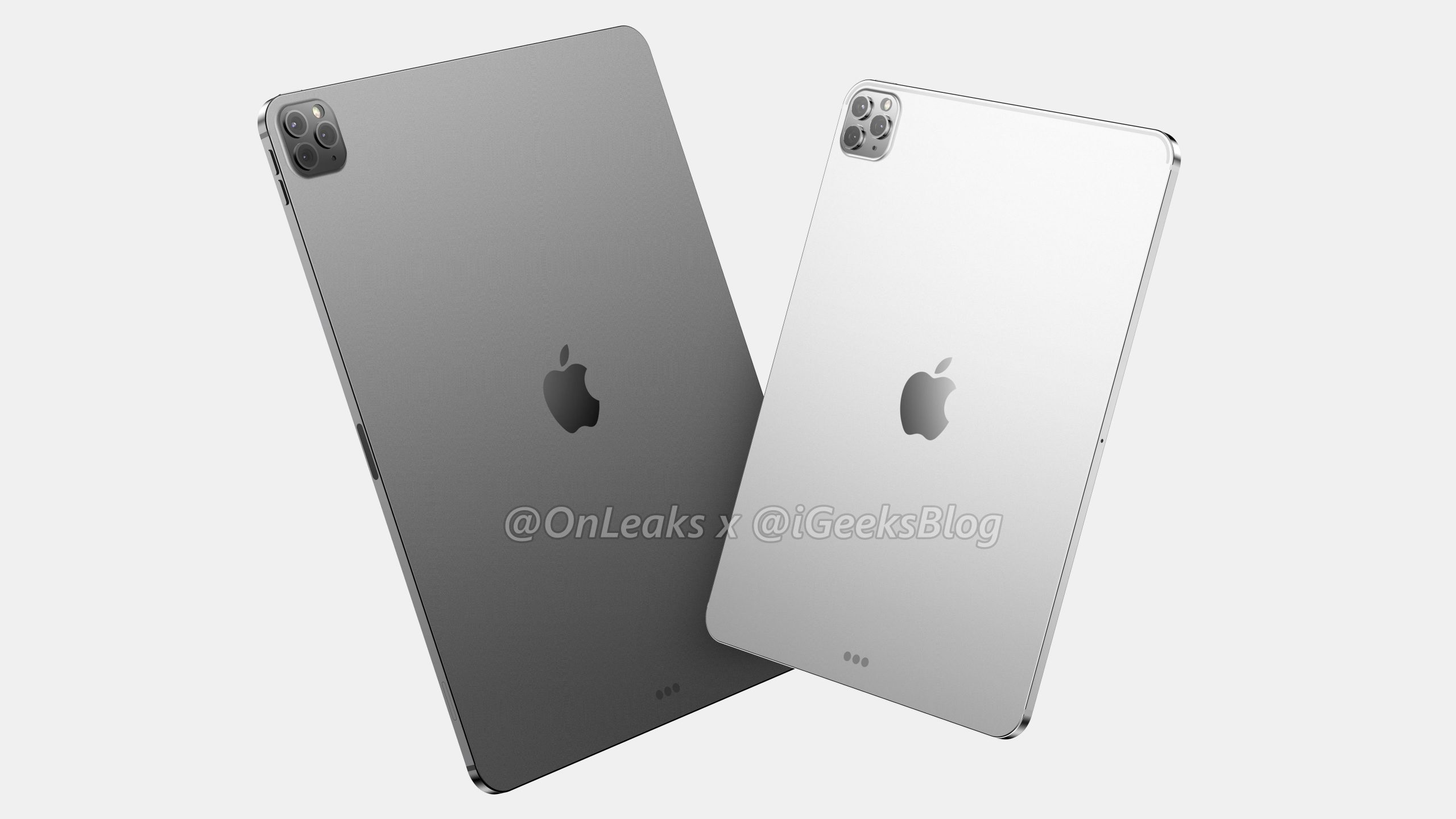 Ipad Pro 2020 Na Renderach Apple Umieściło Aparat Z Iphone