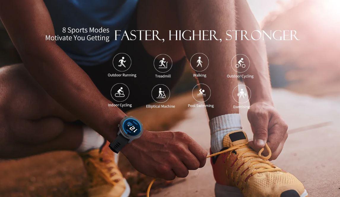 smartwatch Amazfit GTR Lite cena opinie specyfikacja dane techniczne gdzie kupić najtaniej w Polsce