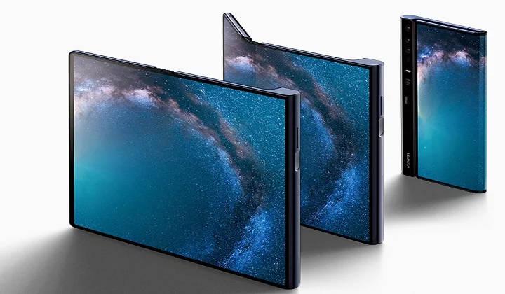 Huawei Mate X2 składany smartfon Galaxy Fold kiedy premiera plotki przecieki wycieki
