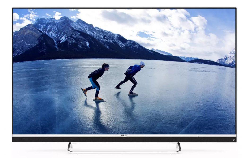 telewizor Nokia smart TV cena Android TV premiera opinie specyfikacja techniczna gdzie kupić najtaniej w Polsce