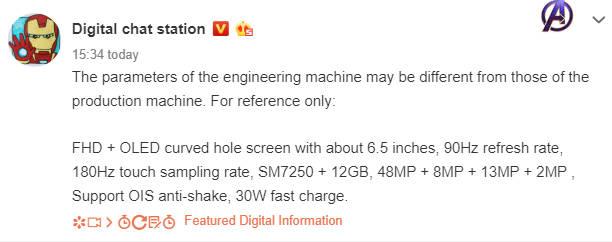 Oppo Reno 3 Pro 5G Redmi K30 kiedy premiera specyfikacja technicxna plotki przecieki wycieki