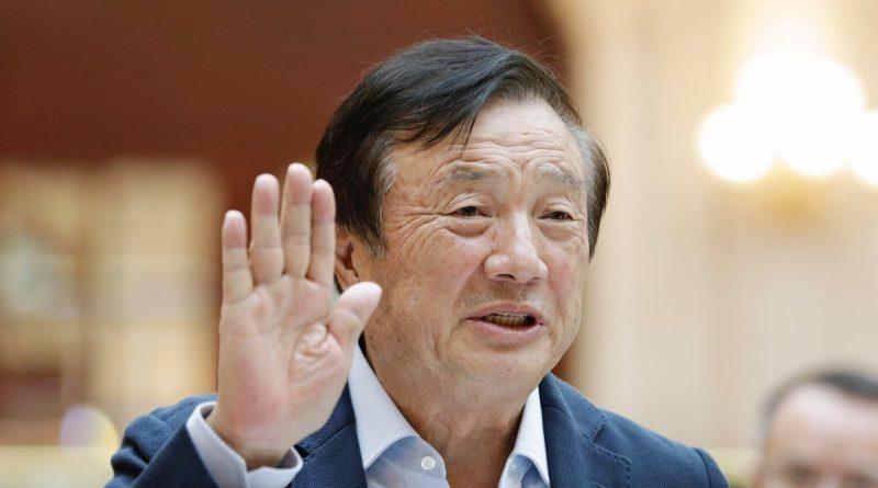 Ren Zhengfei CEO Huawei plan B