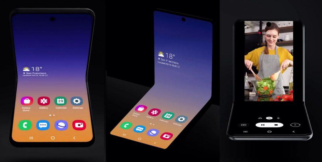 Samsung Galaxy Fold 2 Samsung Galaxy S11 kiedy premiera data premiery konferencja Unpacked 2020 plotki przecieki wycieki