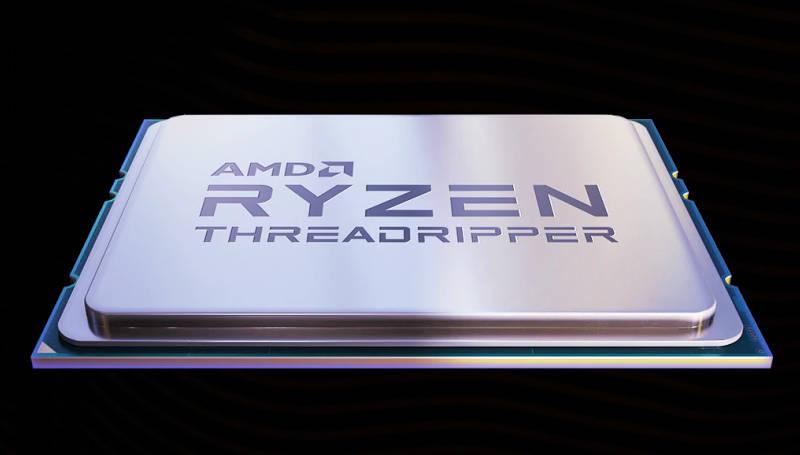 AMD Ryzen Threadripper 3980X procesor 48-rdzeniowy informacje kiedy premiera plotki przecieki CPU-Z