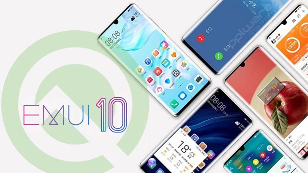 Aktualizacja EMUI 10.1 na smartfony Huawei P30 Mate 20 Pro nowy Always on Display