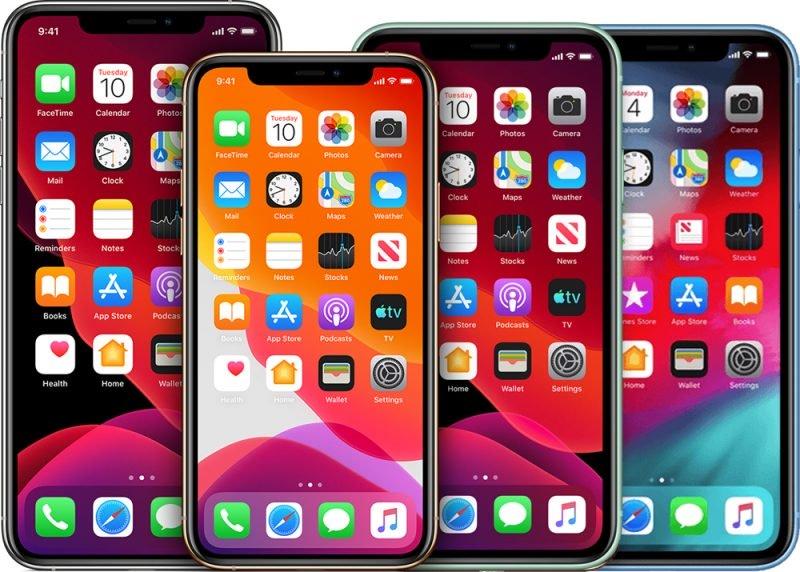 Wersje iPhone 12 jakie ekrany plotki przecieki wycieki Apple