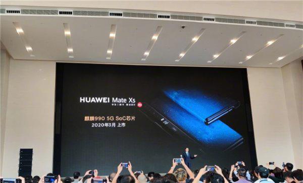 Składany smartfon Huawei Mate Xs kiedy premiera plotki przecieki wycieki cena specyfikacja techniczna opinie MWC 2020